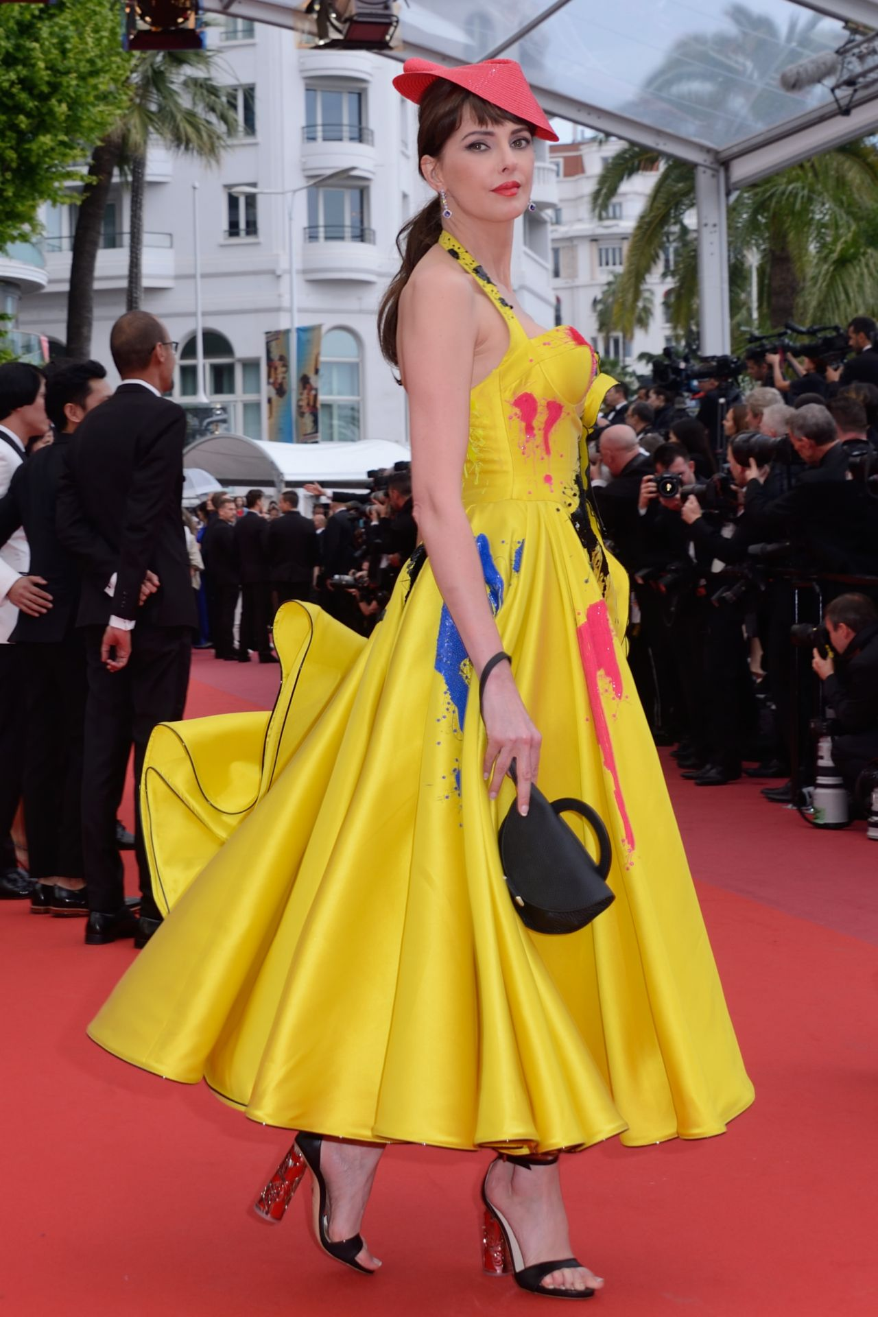 Frederique Bel Sorry Angel Premiere At Cannes Film