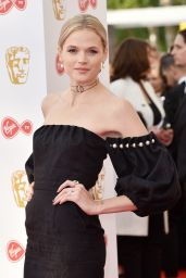 Gabriella Wilde – BAFTA TV Awards 2018 in London
