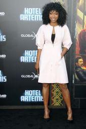 """Gabrielle Dennis – """"Hotel Artemis"""" Premiere in Westwood"""