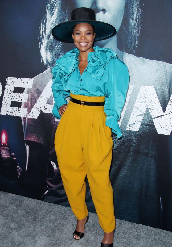 """Gabrielle Union - """"Breaking In"""" Premiere in Los Angeles"""