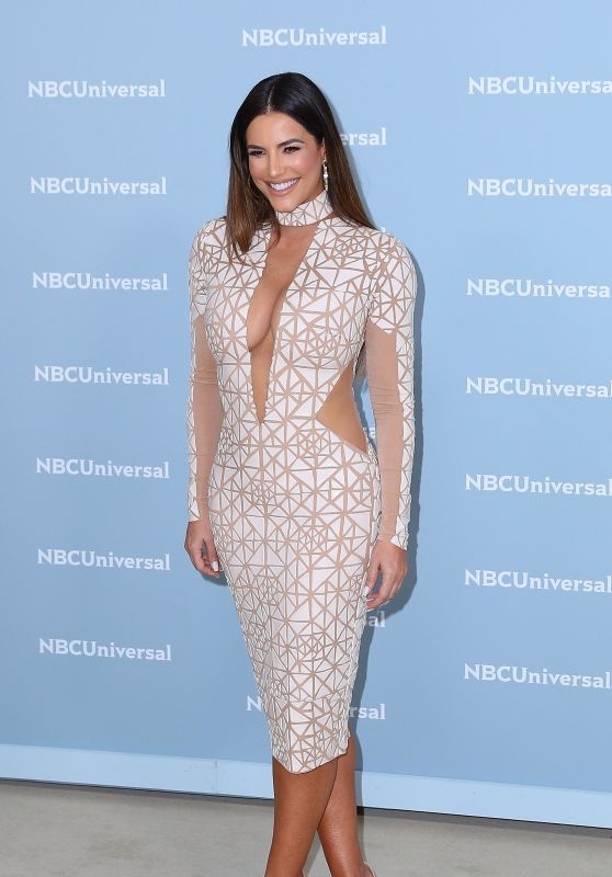 Gaby Espino – 2018 NBCUniversal Upfront in NYC