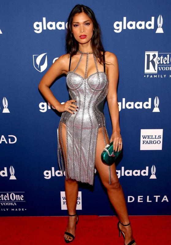 Geena Rocero – 2018 GLAAD Media Awards