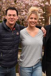 Gemma Atkinson - Out in Manchester 05/03/2018