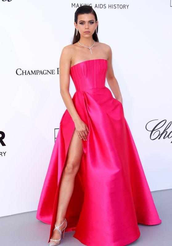 Georgia Fowler – amfAR's Cinema Against AIDS Gala in Cannes 05/17/2018