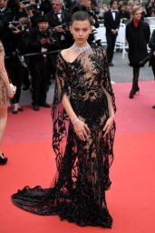 "Georgia Fowler – ""Solo: A Star Wars Story"" Red Carpet in Cannes"