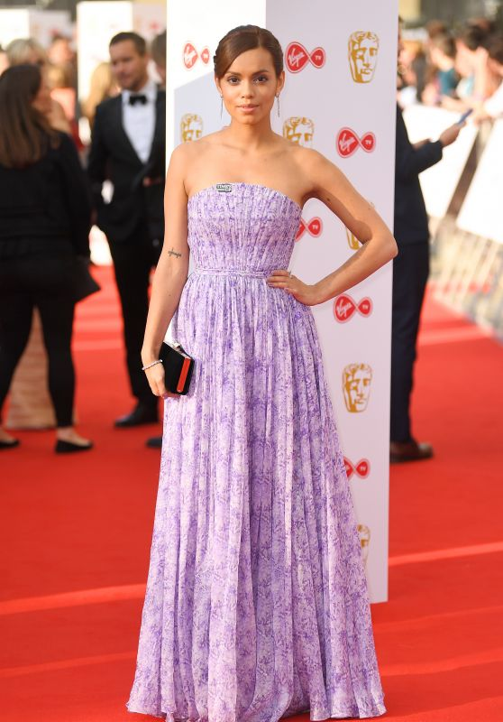 Georgina Campbell – BAFTA TV Awards 2018 in London