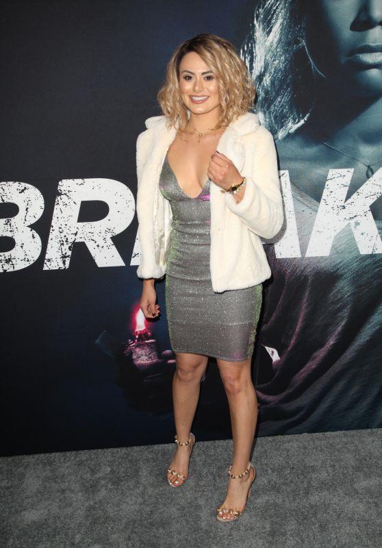 "Geraldine Moreno – ""Breaking In"" Premiere in LA"