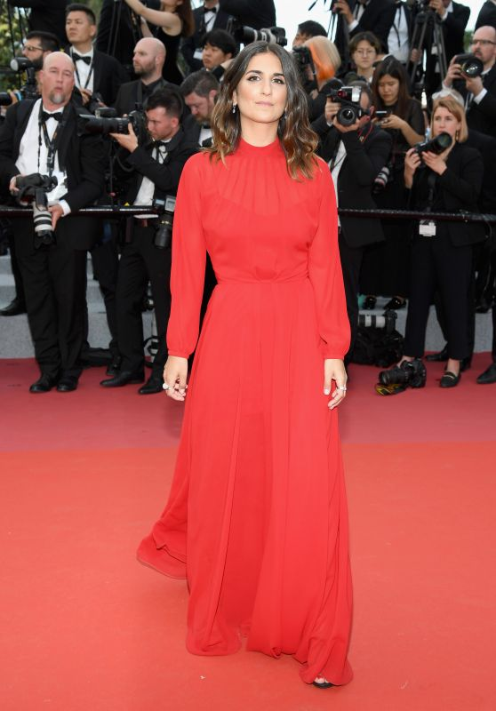 """Geraldine Nakache – """"Everybody Knows"""" Premiere and Cannes Film Festival 2018 Opening Ceremony"""