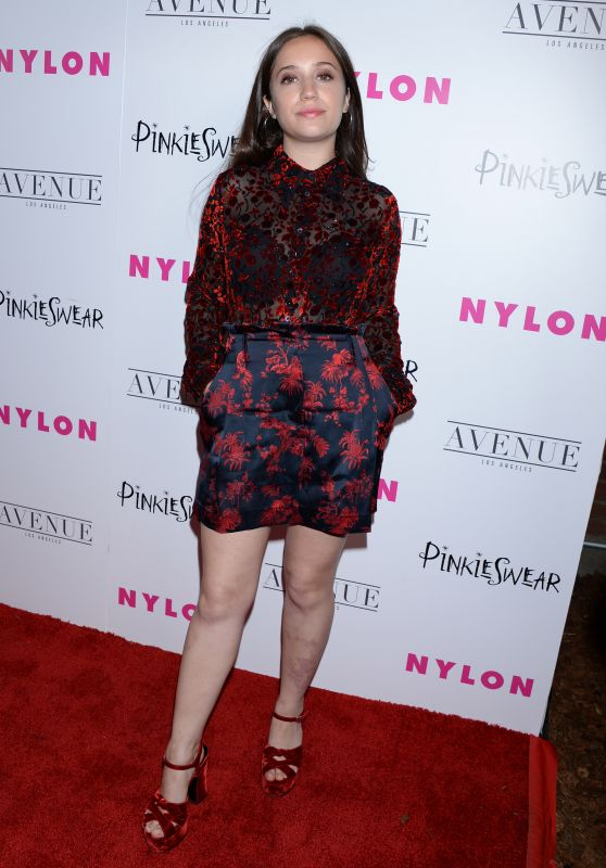 Gideon Adlon – NYLON Young Hollywood Party in LA