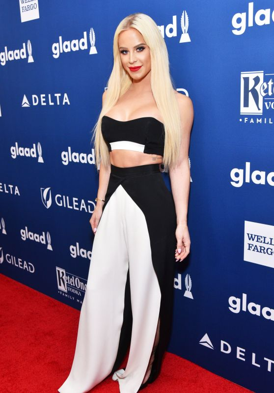 Gigi Gorgeous – 2018 GLAAD Media Awards
