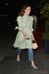 Gillian Jacobs Night Out - Los Angeles 05/15/2018