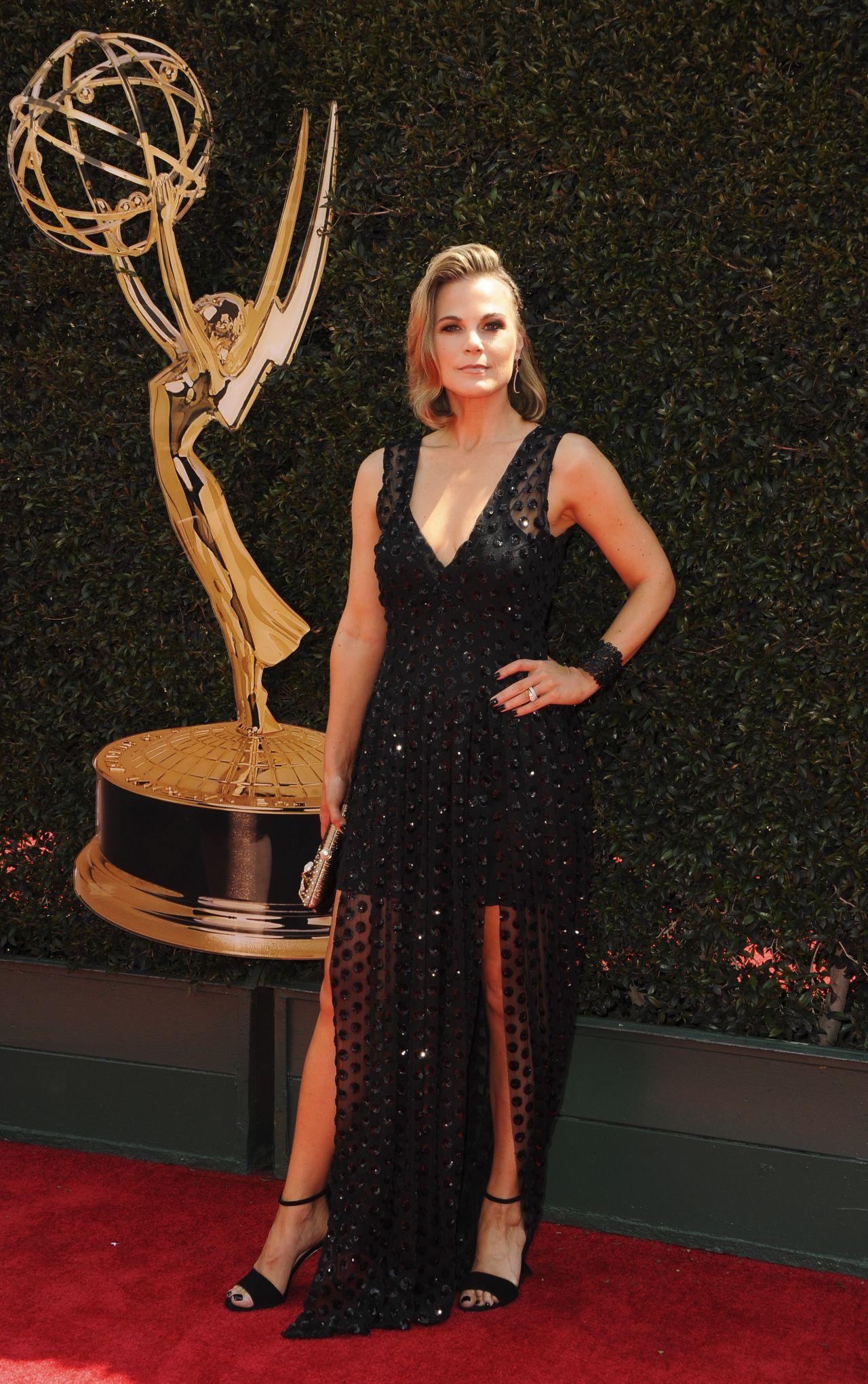Gina Tognoni 2018 Daytime Emmy Awards