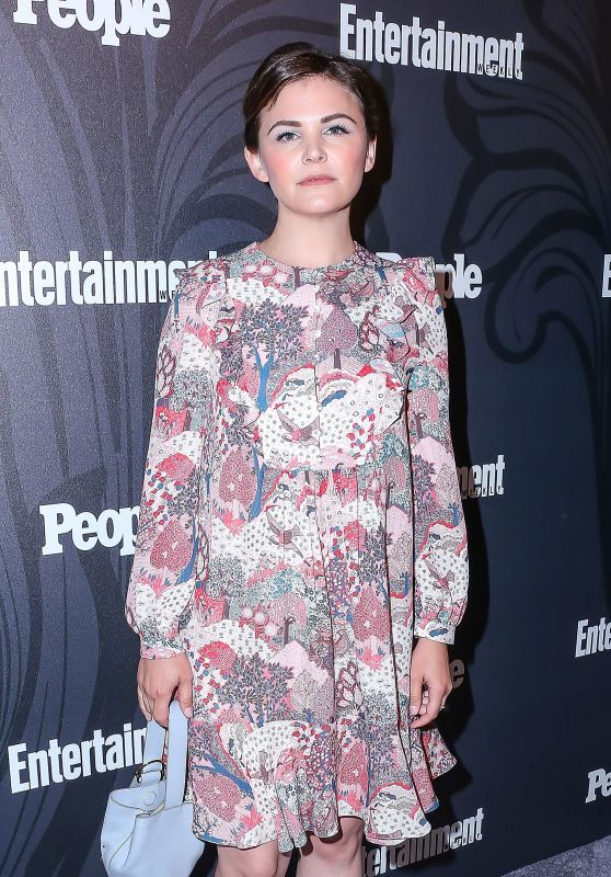 Ginnifer Goodwin – 2018 EW and People Upfronts Party in New York