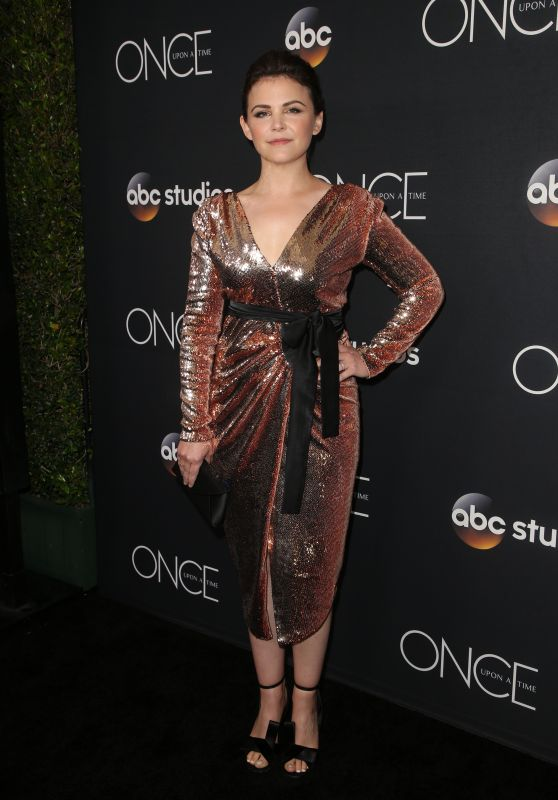 "Ginnifer Goodwin – ""Once Upon A Time"" Finale Screening in LA 05/08/2018"