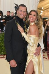 Gisele Bundchen and Tom Brady – MET Gala 2018