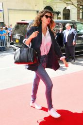 Gisele Bundchen - Arrives at The Mark Hotel in NYC  05/07/2018