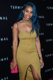 "GoGo Morrow – ""Terminal"" Premiere in Hollywood"