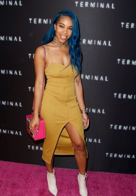 "GoGo Morrow – ""Terminal"" Premiere in Hollywood"