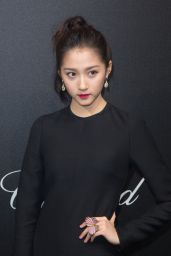 Guan Xiaotong – Secret Chopard Party in Cannes 05/11/2018