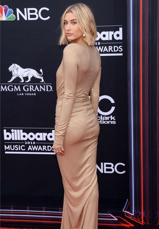 Hailey Baldwin – 2018 Billboard Music Awards in Las Vegas