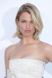 Hailey Clauson – AmfAR's 25th Cinema Against AIDS Gala in Cannes