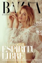 Hailey Clauson - Harper's Bazaar Spain April 2018