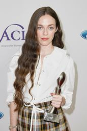 Hailey Gates – 2018 Gracie Awards in Beverly Hills