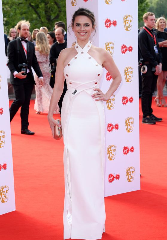 Hayley Atwell – BAFTA TV Awards 2018 in London