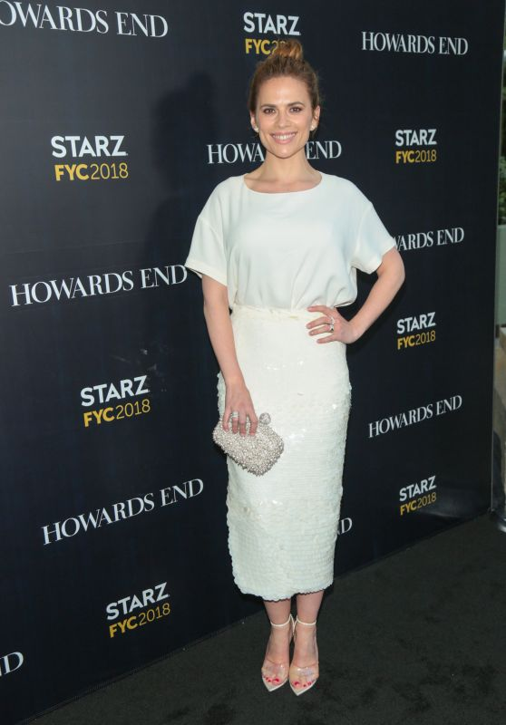 "Hayley Atwell – ""Counterpart"" and ""Howard's End"" FYC Event in LA"