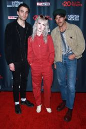 Hayley Williams – Live Nation Launches National Concert Week in NY 04/30/2018