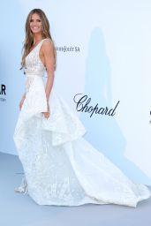 Heidi Klum – amfAR's Cinema Against AIDS Gala in Cannes 05/17/2018
