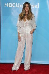 Heidi Klum – NBCUniversal Summer Press Day 2018 in Universal City