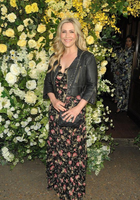 Heidi Range - The Ivy Chelsea Garden Summer Party in London 05/14/2018