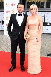 Helen George – BAFTA TV Awards 2018 in London