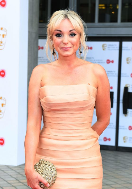 Helen George – BAFTA TV Awards 2018 in London
