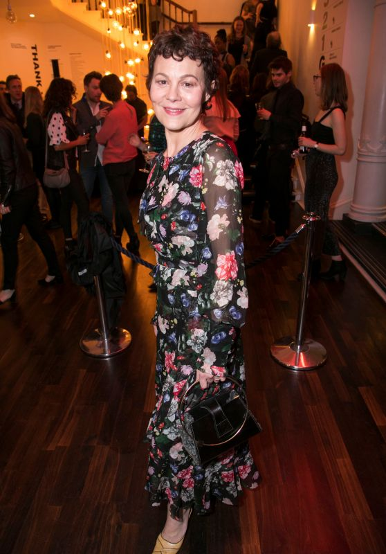 """Helen McCrory - """"Mood Music"""" Party in London"""