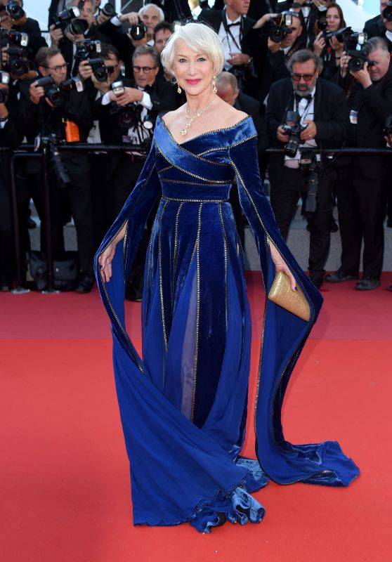 "Helen Mirren – ""Girls of the Sun"" Premiere at Cannes Film Festival"