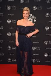 Helen Skelton - 2018 Manchester United Player of the Year Awards