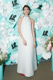 Hikari Mori – Tiffany & Co. Jewelry Collection Launch in NY 05/03/2018