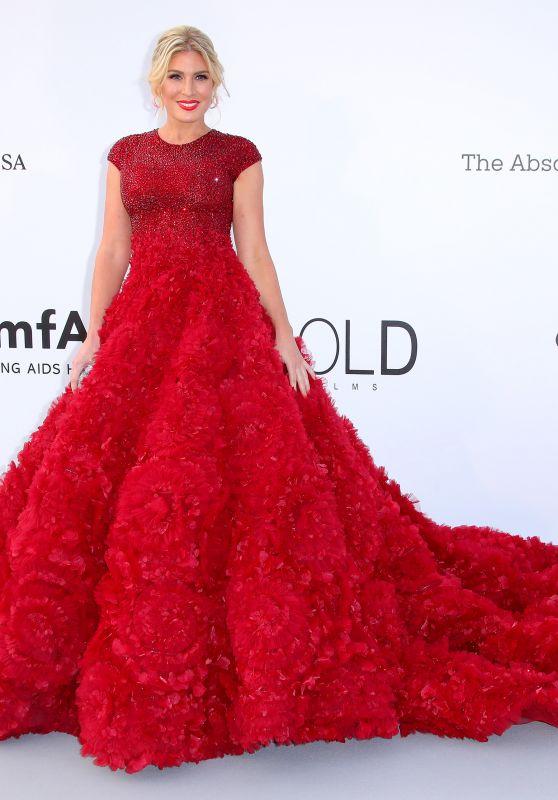 Hofit Golan – amfAR's Cinema Against AIDS Gala in Cannes 05/17/2018