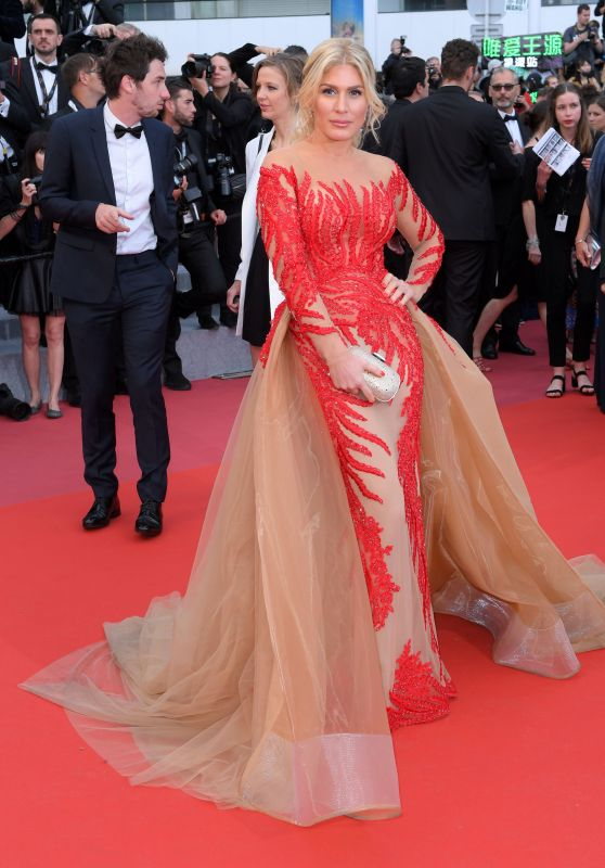 """Hofit Golan – """"Solo: A Star Wars Story"""" Red Carpet in Cannes"""