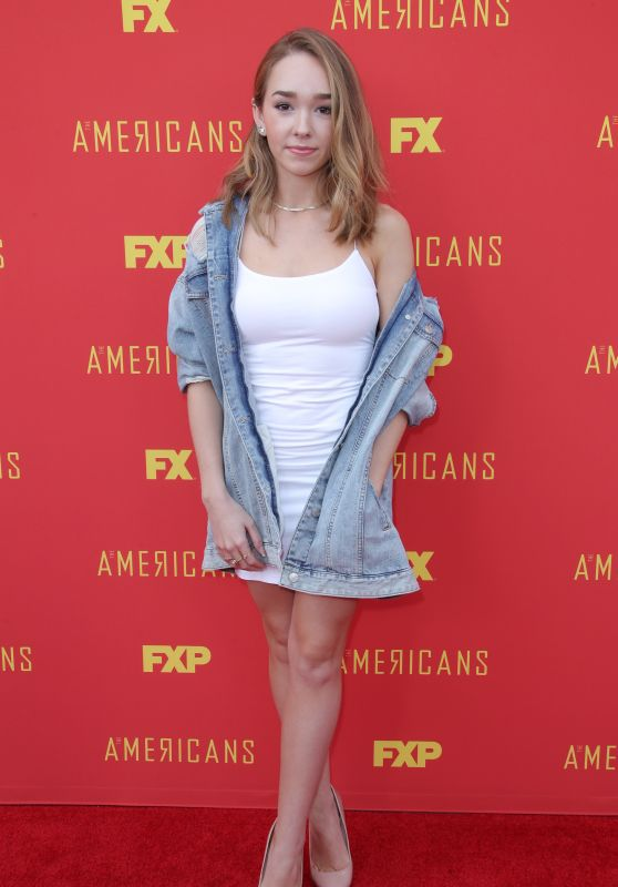 """Holly Taylor - """"The Americans"""" FYC Event in North Hollywood"""