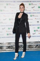 Ilenia Pastorelli – Nastri D'Argento 2018 Blu Carpet in Rome