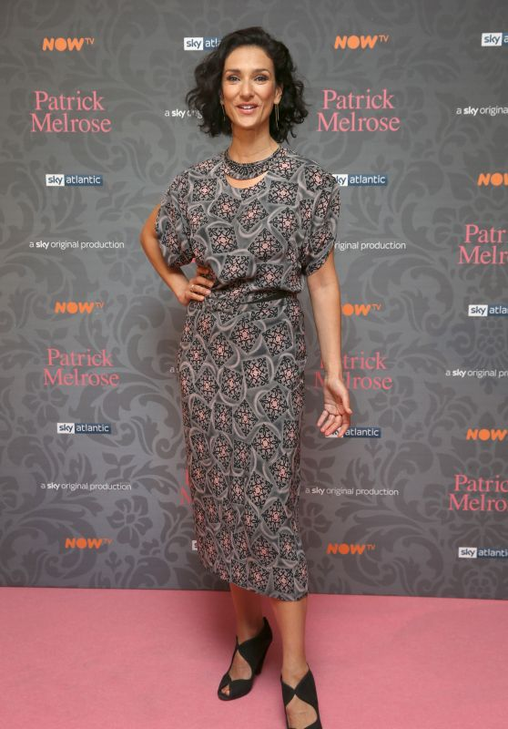 "Indira Varma – ""Patrick Melrose"" Launch Event in London"