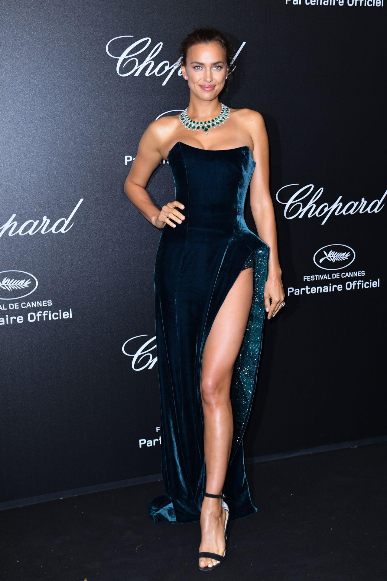 Irina Shayk Secret Chopard Party In Cannes 05 11 2018