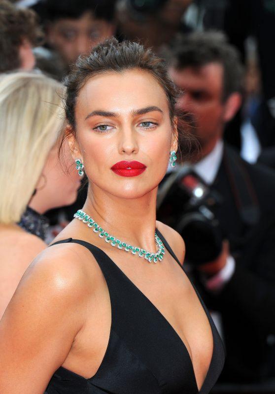"Irina Shayk - ""Yomeddine"" Red Carpet at Cannes Film Festival 2018"