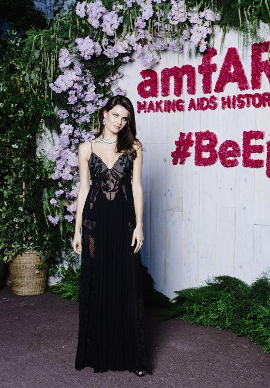 Isabeli Fontana – AmfAR's 25th Cinema Against AIDS Gala in Cannes