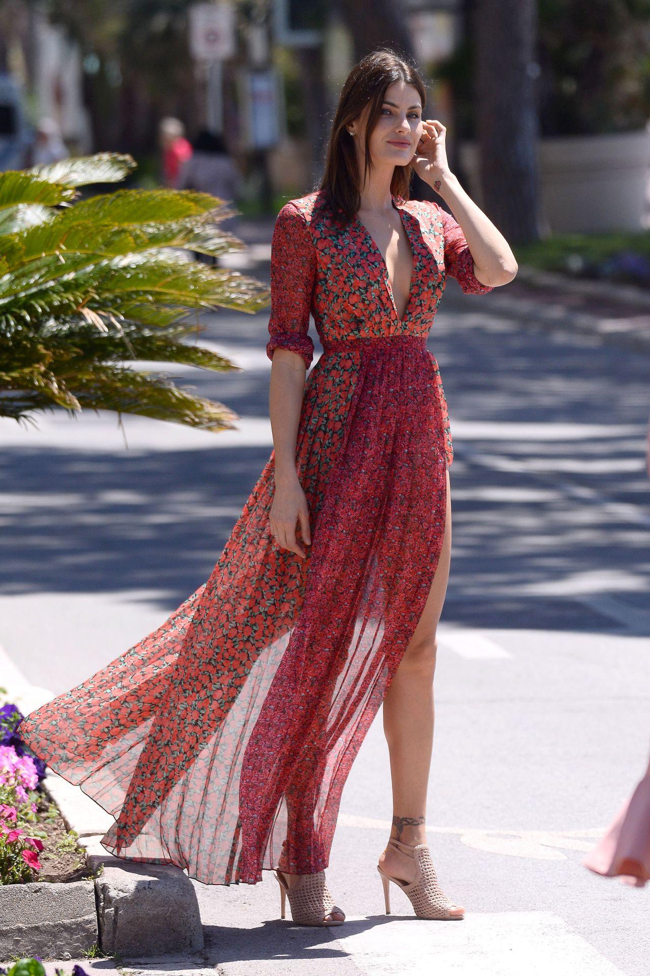 Isabeli Fontana Style And Fashion Cannes 05 18 2018