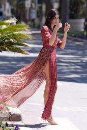 Isabeli Fontana Style and Fashion - Cannes 05/18/2018