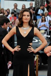 "Isabeli Fontana – ""The Wild Pear Tree"" Red Carpet in Cannes"